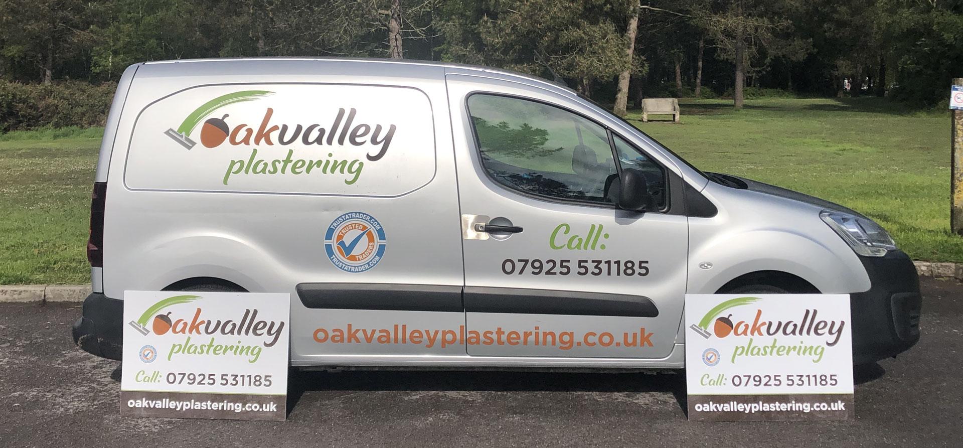 Oak Valley Plastering - Plasterer - Skimming - Rendering